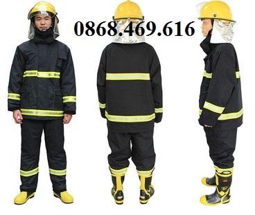 Quần áo chống cháy Nomex 5 lớp 1000độ