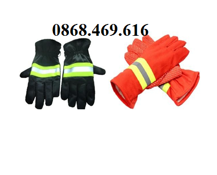 găng tay cho lính cứu hỏa