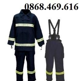 quần áo Nomex 4 lớp 700 độ