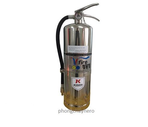 Bình chữa cháy dầu mỡ Vfire 4 lít